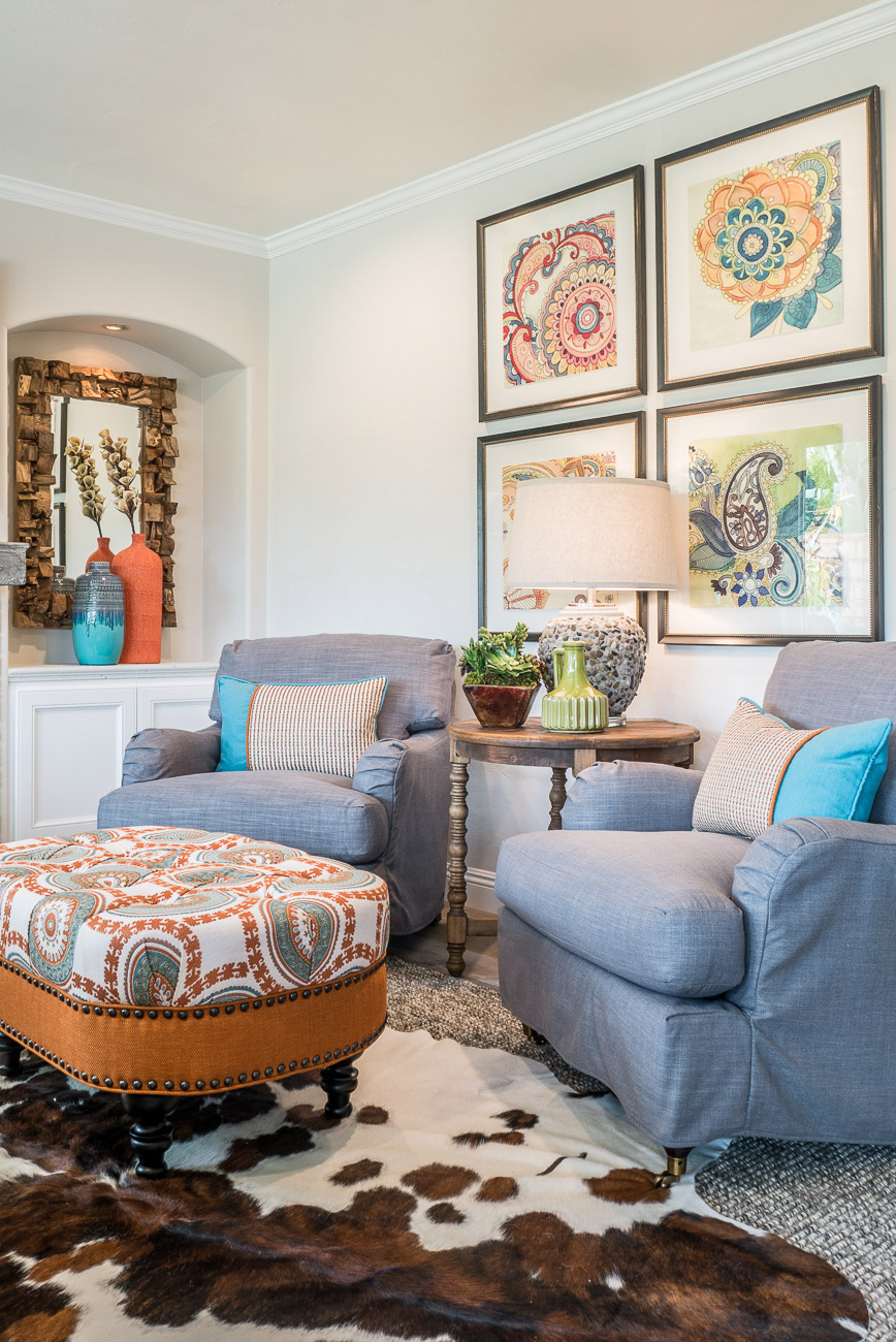 Eclectic Rustic by Kathy Ann Abell Interiors