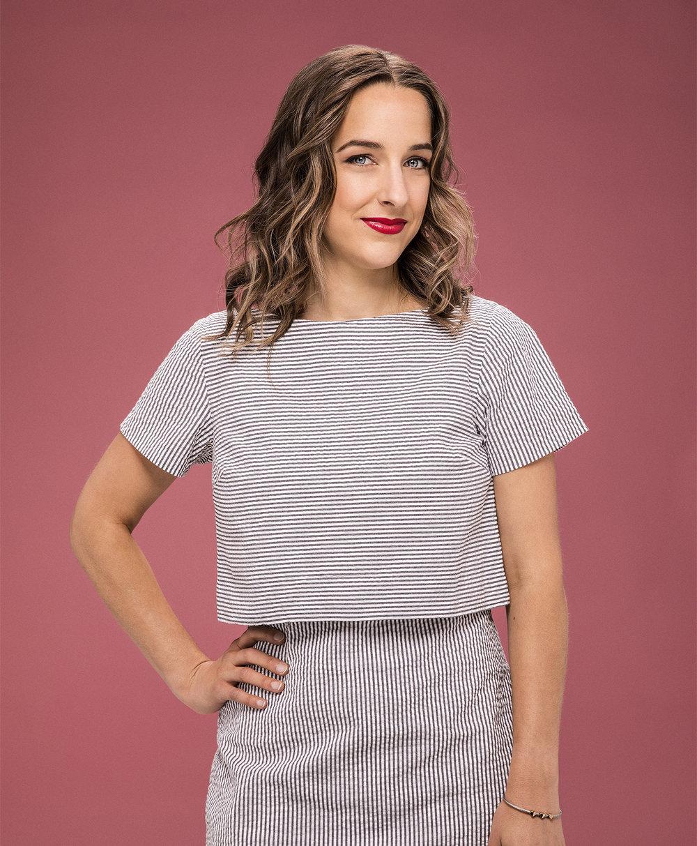 Virginie,styliste personnelle - Mon objectif : vous aider à trouver un style à l'image de vos ambitions.