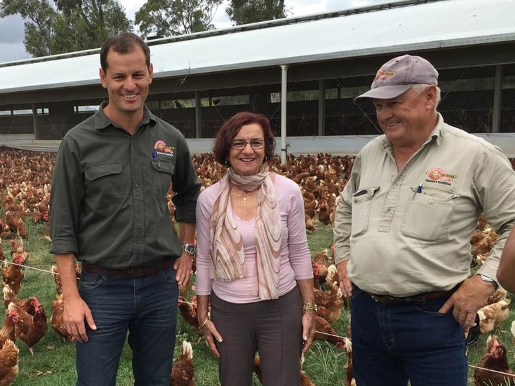 The Matuszny Family proudly farming the Manning Valley for over 50 years