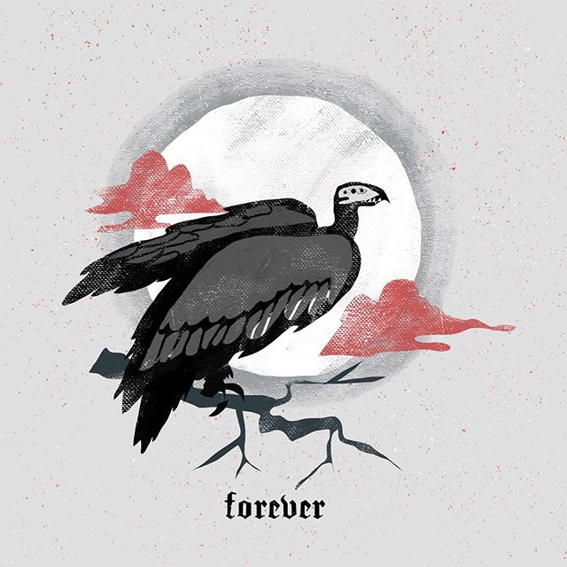 Check out our newest single, 'Forever'!!! Available in all the places you'd like it to be!!! Spotify, iTunes, etc etc etc. Thank you to @alexispolitz for the amazing artwork, @icombs For producing and mixing. #rock #music #brandnew #forever #single #new #femalefronted #purple
