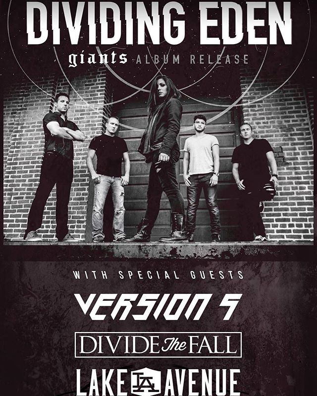 Album release announced today!!!!! Friday November 9th, at Route 47!! So excited to have @version5music, @dividethefall and @lakeave on this bill with us!!!! Can't wait!!!