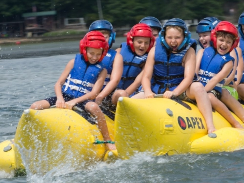 Summer Camp - one- and two-week overnight camps for boys & girls ages 8-16