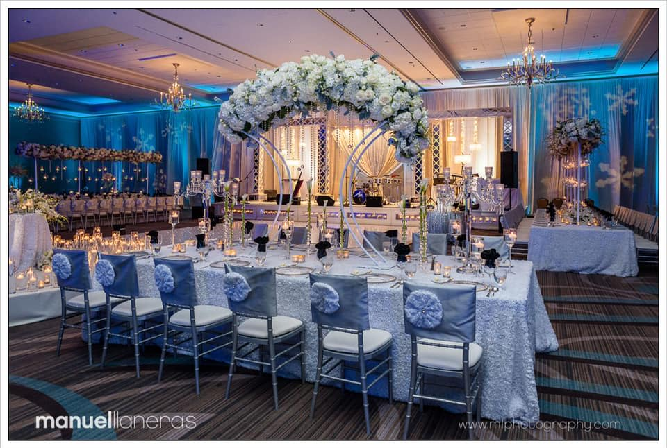 Jahlil Mcallister - Honestly I don't ever want to plan a wedding without Utopian Events! Omg!! I love Shushil with his awesome out of this WORLD Ideas, Becky with the Flourishing Florals, and Tracy to bring it all together!! They are an amazing team and if I have to call on any Design Team in Atlanta or World Wide it would be Utopian Events! Seriously no one does it better!