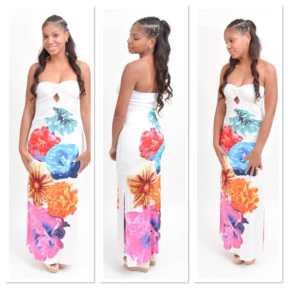Dress (no longer available):  Fashion Nova
