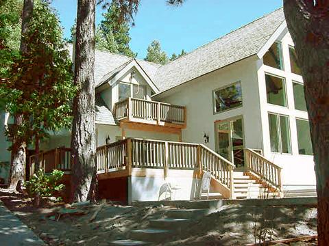 Big Bear Custom Residence