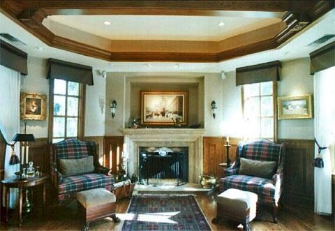 Peralta Hills Estate (Interior)
