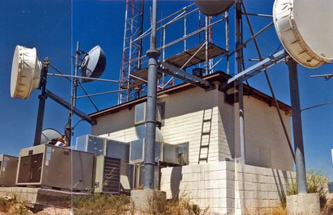 Bolero Peak Communications Center