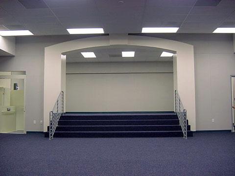 Interior Stage