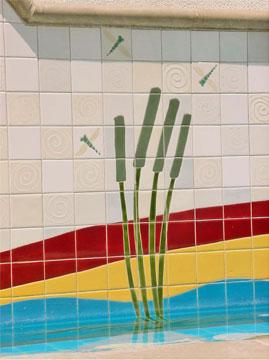 Tiled Reeds