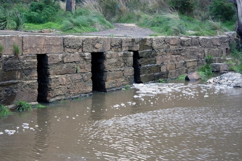 Weir Reconstruction