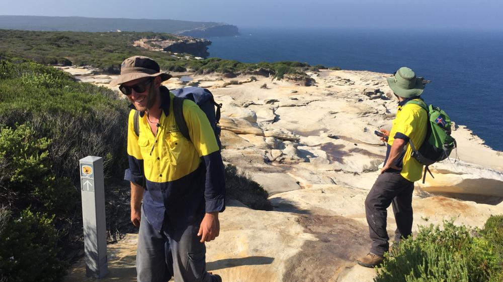 Walk to walk on cliffs, FRP Marley - Wotta, 2017, Alek _ .....PNG