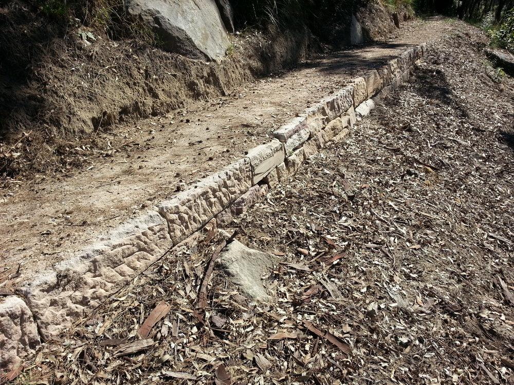 Small Retaining Wall