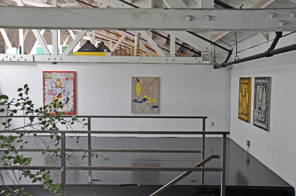 Installation View | A Puddle of Snail Juice