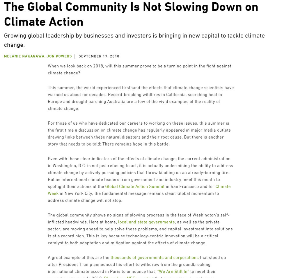2018.09.17 - The Global Community Is Not Slowing Down on Climate Action.jpg