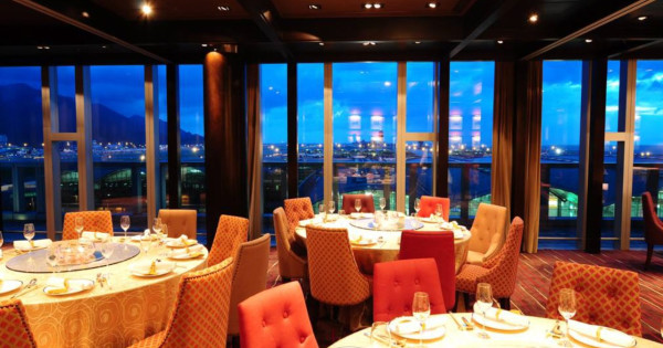 The Terrace, Airport World Trade Centre Club