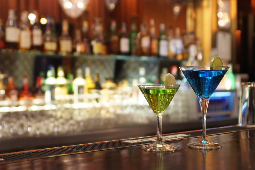 Happy Hour @MoonBar - Happiest Hours at MoonBar every Mon-Sat from 5-9pm