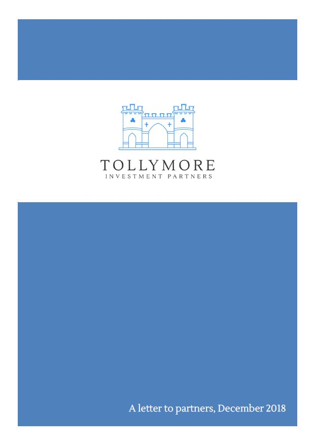 Tollymore letter Dec 2018