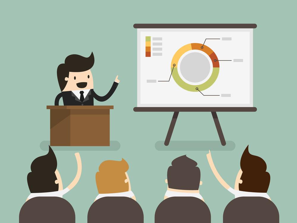 London Business School presentation
