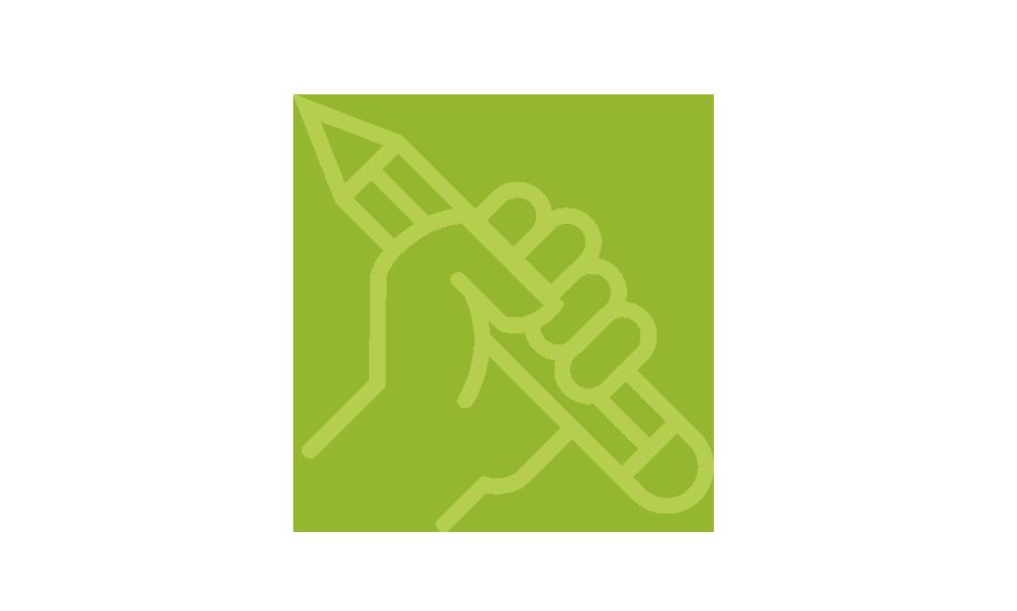 Registered design image - pencil