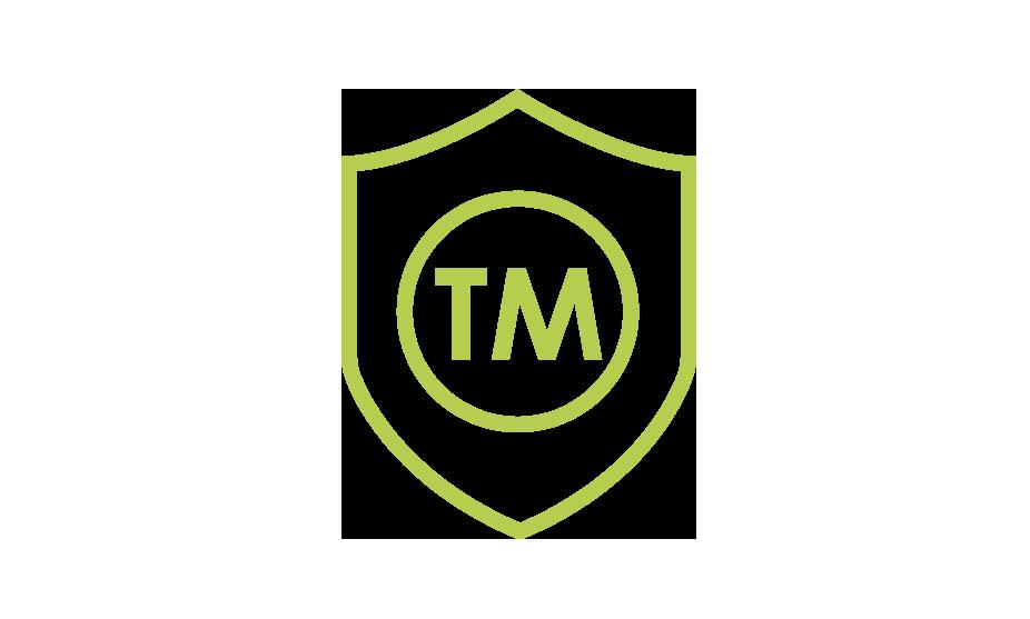 Trademark shield