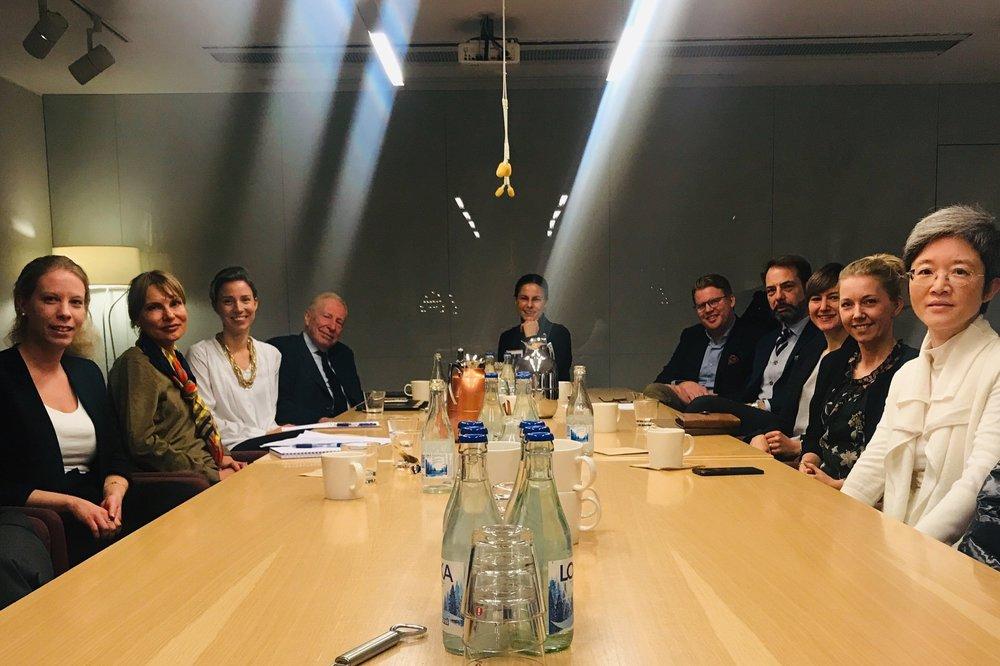 AIPPI Swedens board