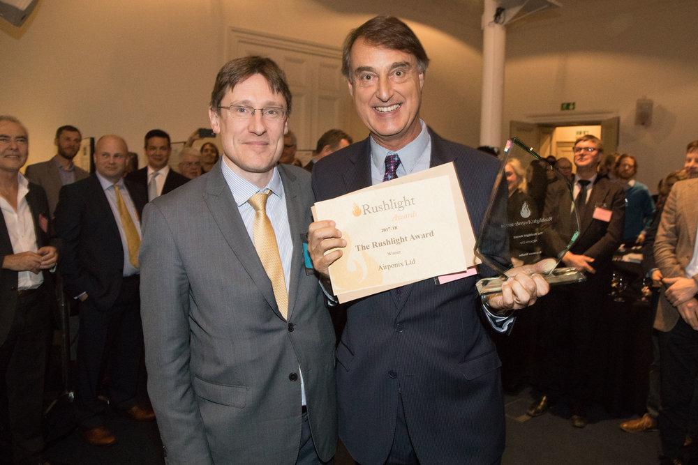 The Rushlight Awards -