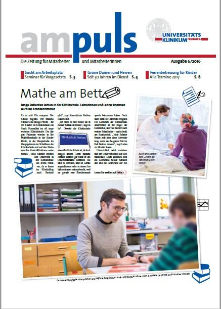 ampuls Ausgabe 6/2016
