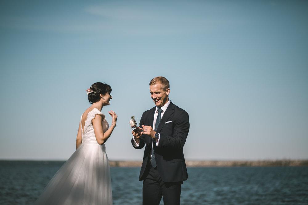 Bröllop på vackra Norrbyskär - Kommer snart