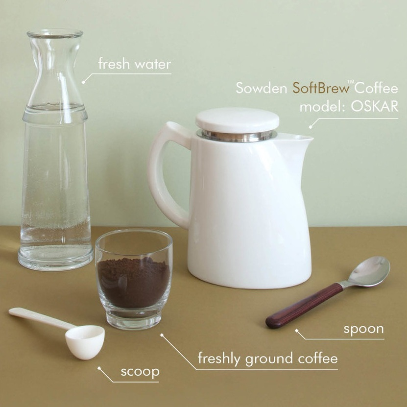 Cold SoftBrew™ Coffee -
