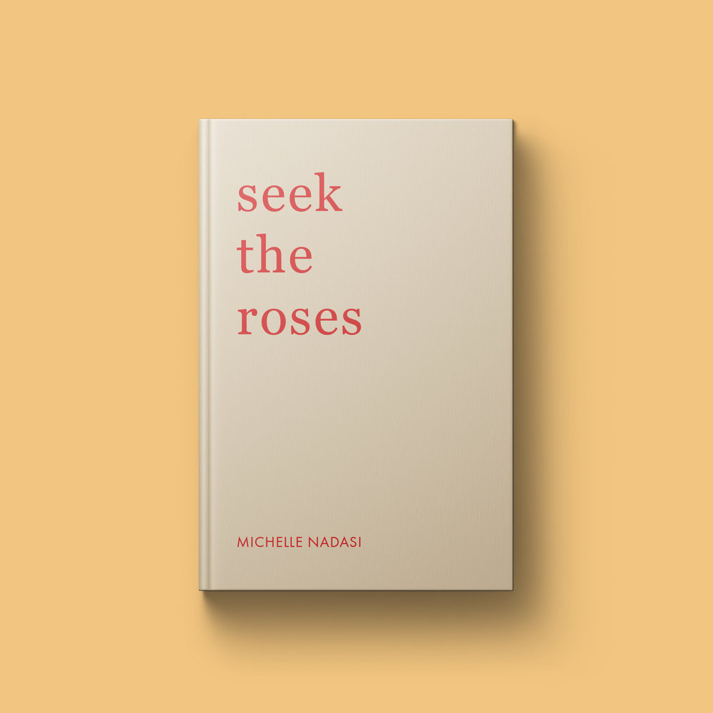 Michelle Nadasi   Michelle Nadasi presents her debut collection of poetry. Her soul inspiring work touches on the qualms of life, ranging from motherhood, sadness, and friendship.