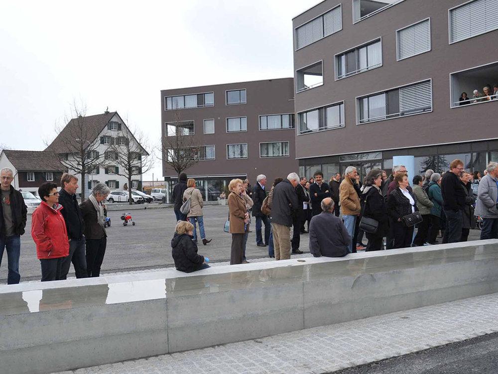Einweihungsfest Dorftreff & Ludothek -