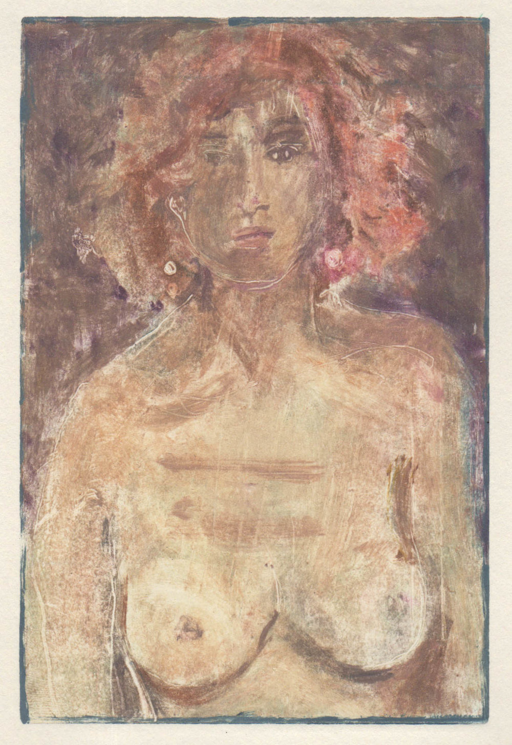 Tiziana March , 10 x 15 cm