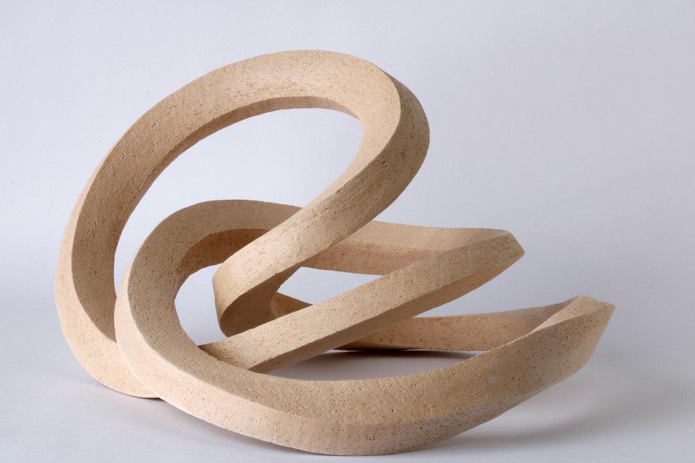 Life , Ceramic, 25.5 x 22 x 14 cm