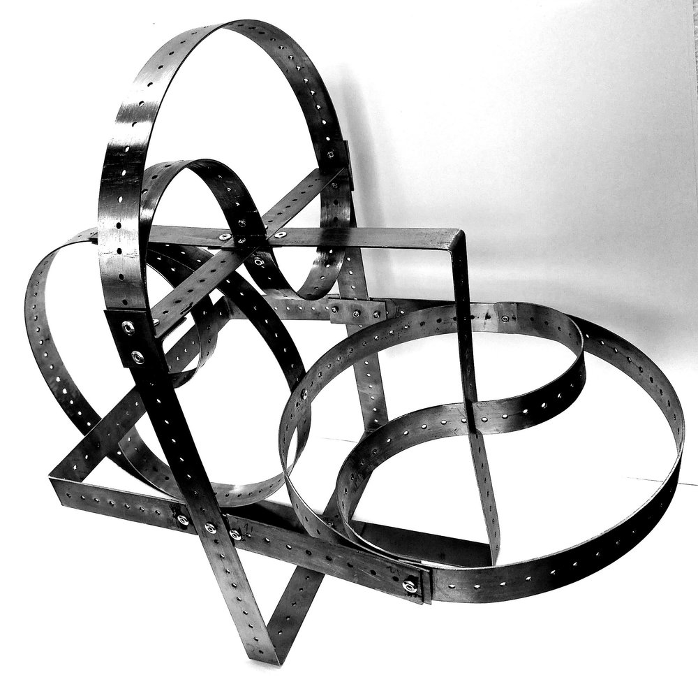 Harmony , Metal, 38 x 30 x 21 cm