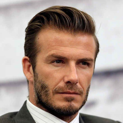 The impeccable pompadour