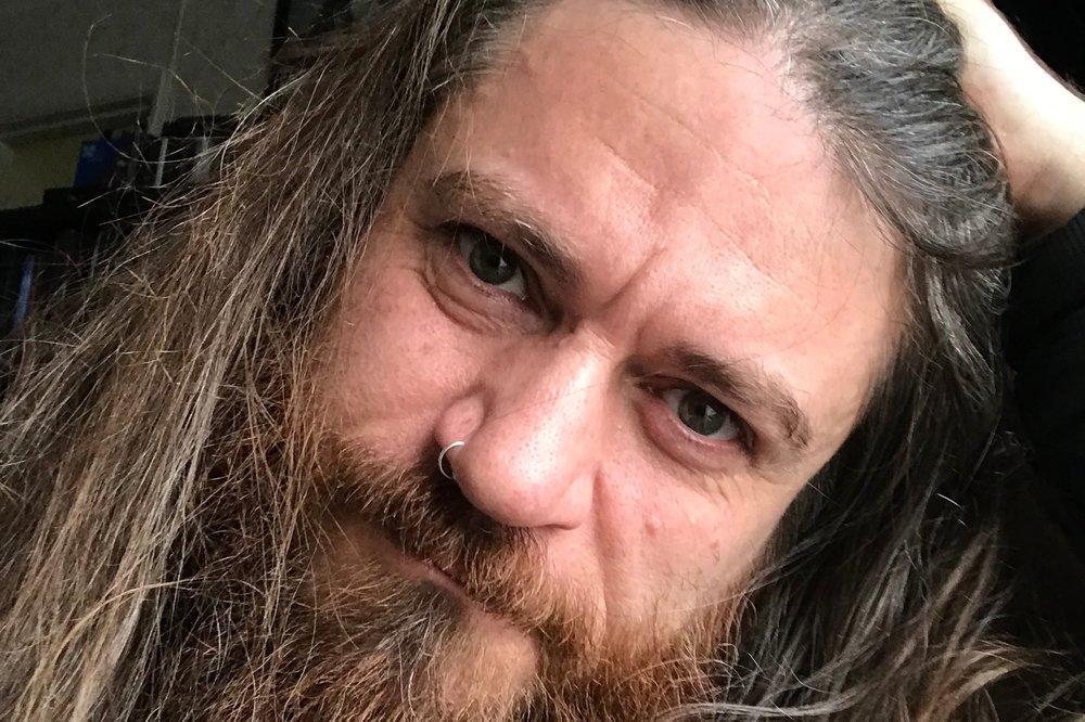 DOM LAWSON - Music Journalist, Metal Hammer & Prog