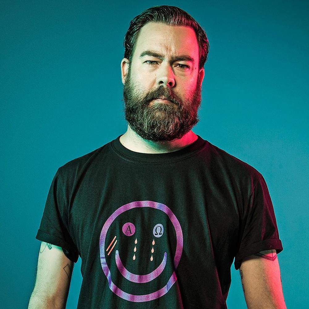 DANIEL P CARTER   Host, BBC Radio 1 Rock Show & Someone Who Isn't Me podcast