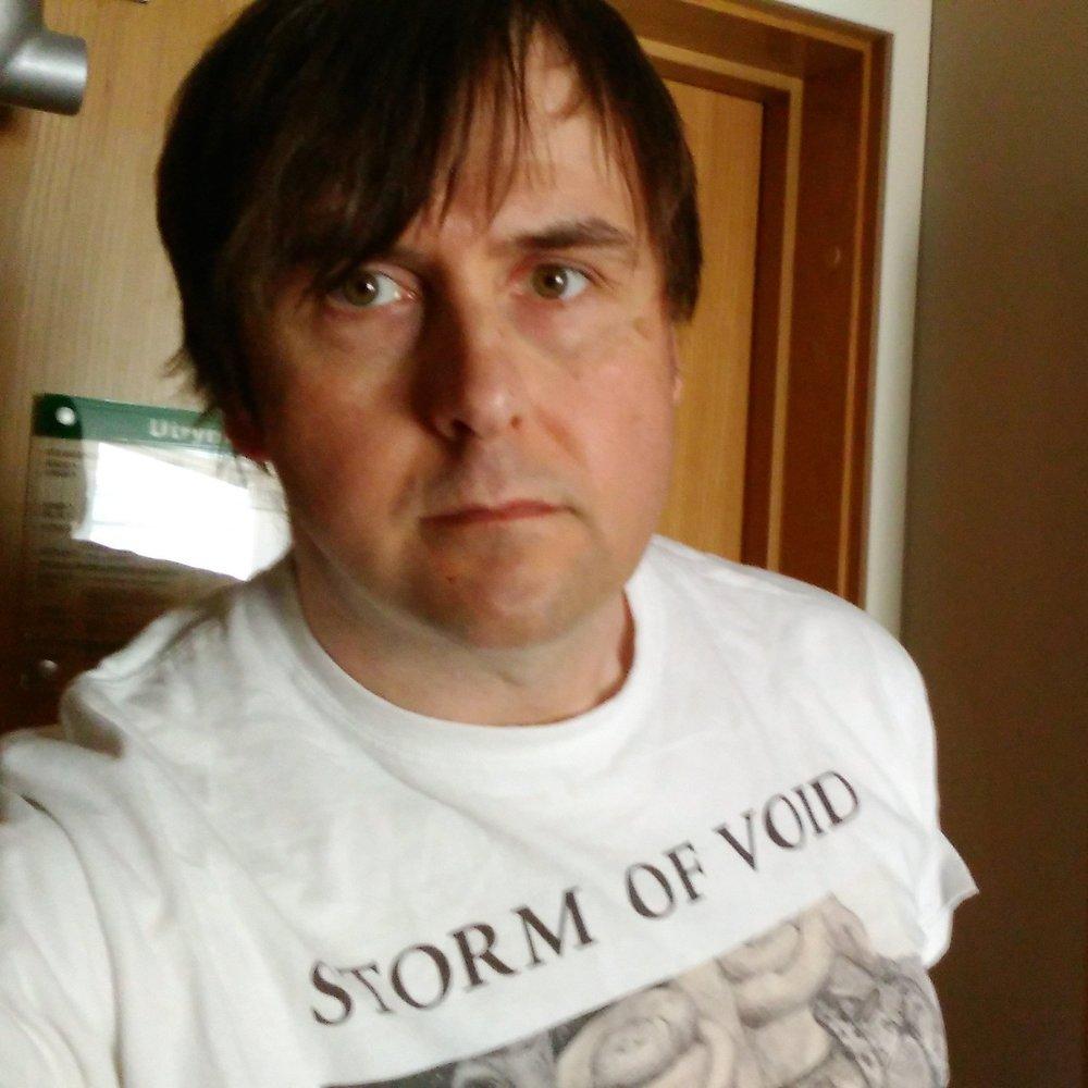 BARNEY GREENWAY   Vocalist, Napalm Death