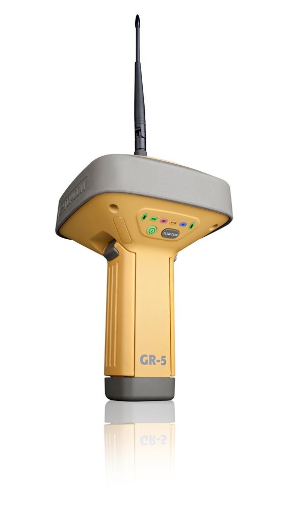 kit Topográfico GR-5 - Precisión del más alto nivelDurabilidad incomparable
