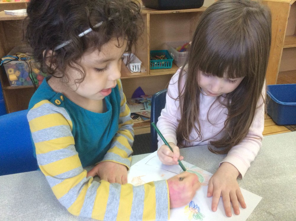 About Our Preschool Classroom - For 3.5 - 5 Year Olds.