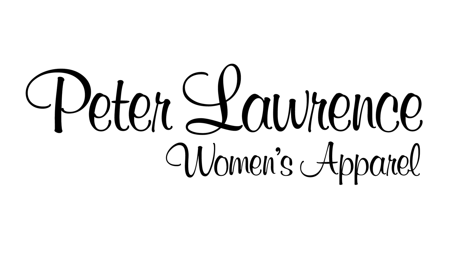 Peter Lawrence Women's Apparel