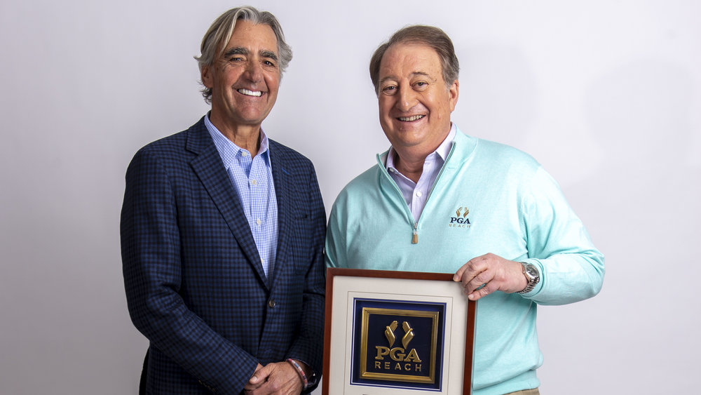 PGA of America CEO Seth Waugh names 8AM Golf Chairman Howard Milstein a PGA REACH Trustee.