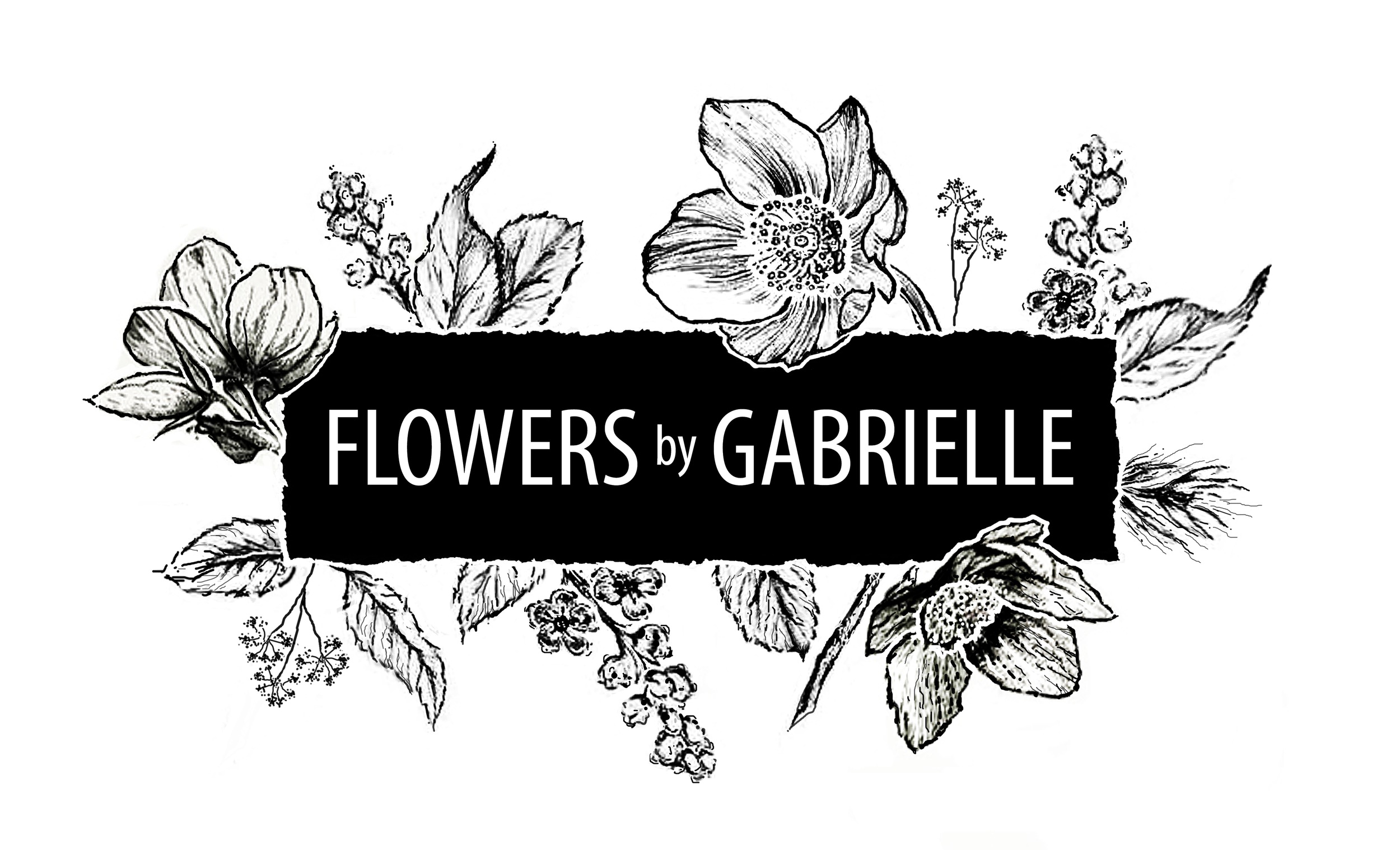Flowers by Gabrielle