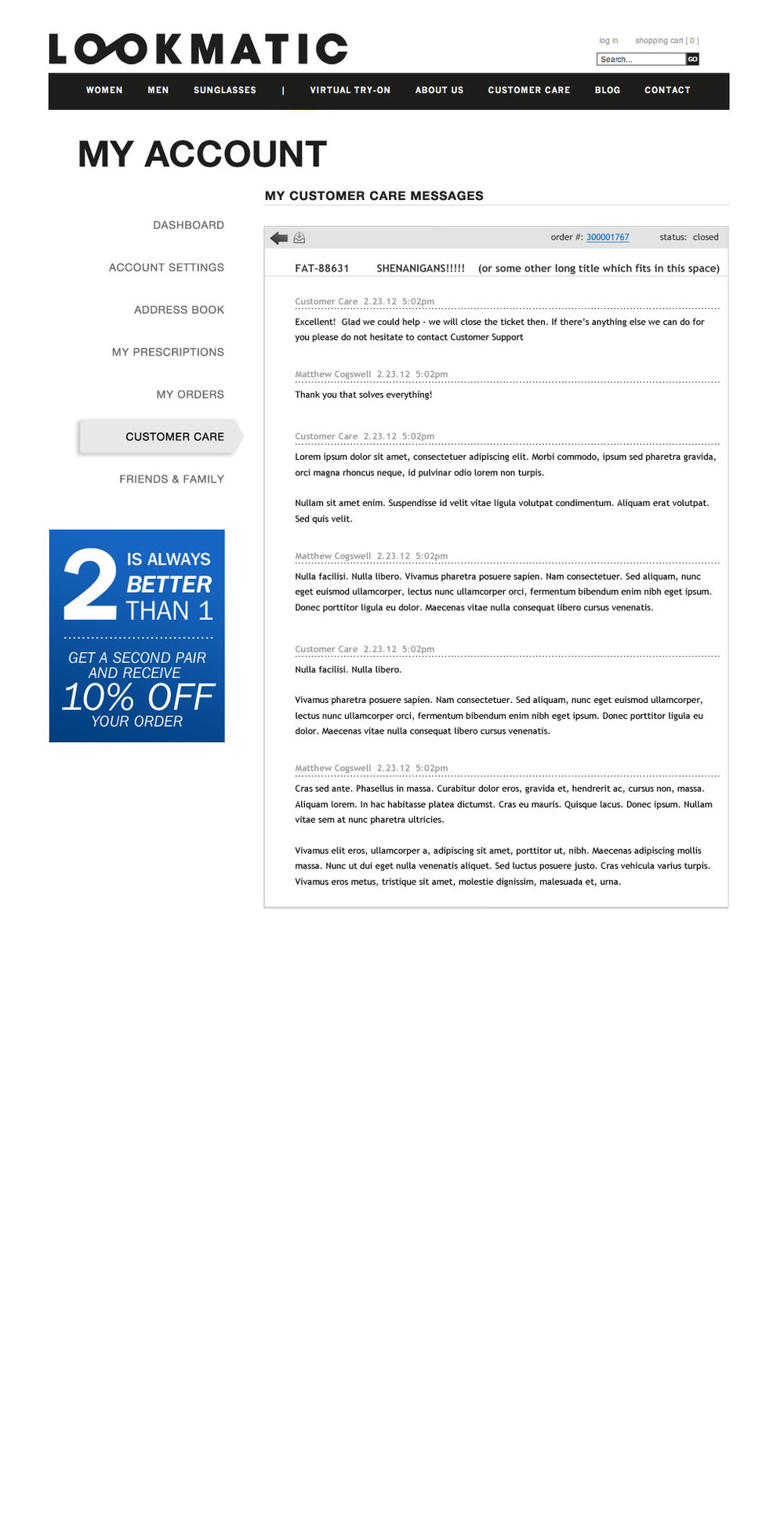 32 - Customer Care (msg)
