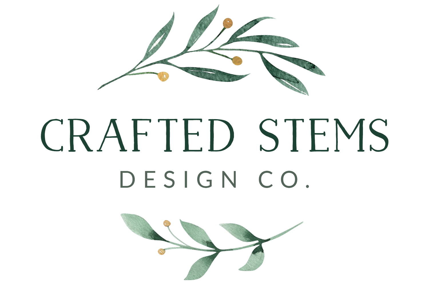 Crafted Stems Design
