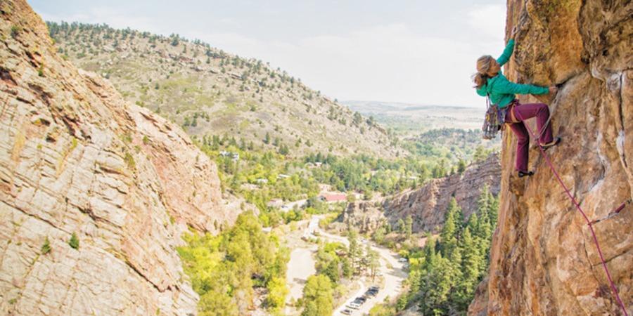 Image courtesy of Climbing Magazine.