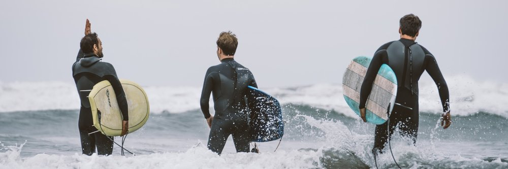 LOGE Camps Surfing Westport, WA