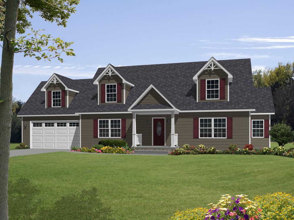 Modular Homes -