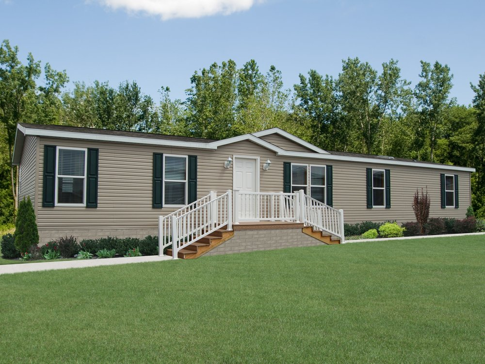 Manufactured Homes -
