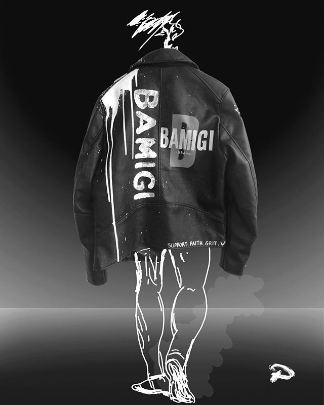 @nempire.design #SpecialOrder I had so much fun making this jacket. ✌🏽 . Customer: @iamtimothywilliams